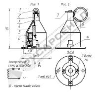 Схема устройства «УСП-101»