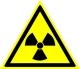Опасно. Ядовитые вещества или ионизирующее излучение