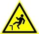 Осторожно. Возможность падения с высоты
