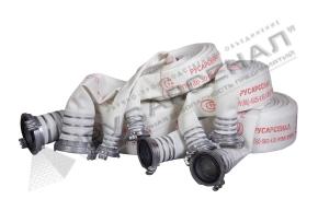 Пожарные рукава РПМ «Эксперт» с рукавными головками